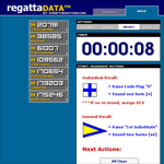 Regatta Data by Script Reaction