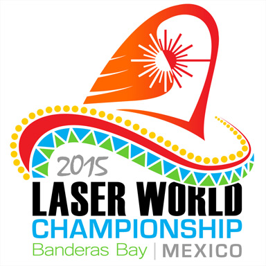International Sailing Academy: Logo for the 2015 Laser World Sailing Championship: Mexico Bid