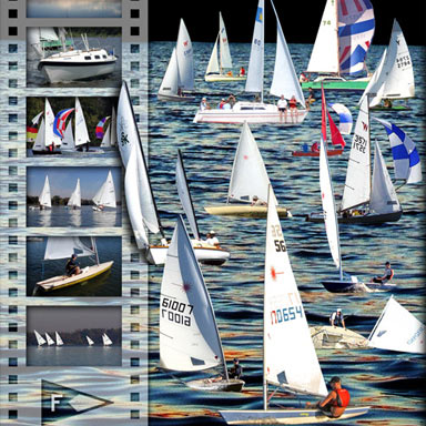 Fanshawe Yacht Club and Sailing School: Annual Banquet Program Cover