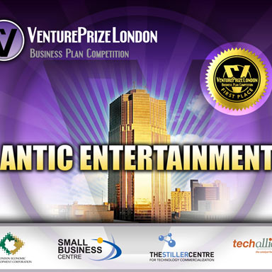 London Small Business Centre: Venture Prize London Business Plan Competition Award
