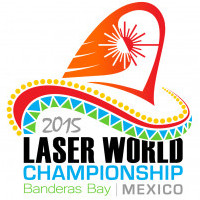 Logo for the 2015 Laser World Sailing Championship: Mexico Bid