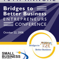 Bridges to Better Business Conference Label