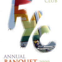Annual Banquet Program Cover