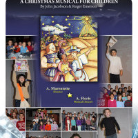 Christmas Chronicles Musical Poster