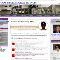 Clinical Neurological Sciences Web Site