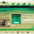Docs4GreatApes Logo and Web Site