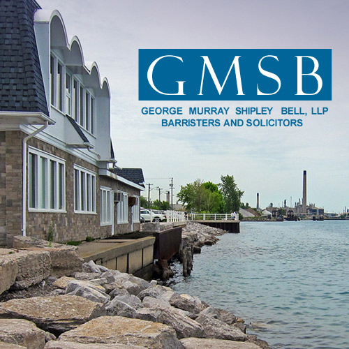 George Murray Shipley Bell, LLP Web Site